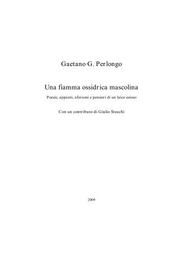 e-book - Centro Studi e Ricerche Aleph