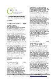 Medienliste_Sterben_und_Tod_01.pdf - Ökumenischer Medienladen