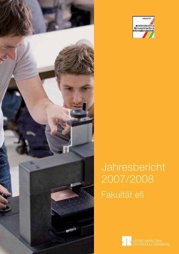 m/w - Georg-Simon-Ohm-Hochschule Nürnberg