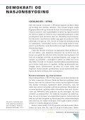demokrati og nasjonsbygging - Cappelen Damm - Page 2
