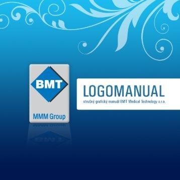Stáhnout stručný logomanuál BMT Medical Technology s.r.o.
