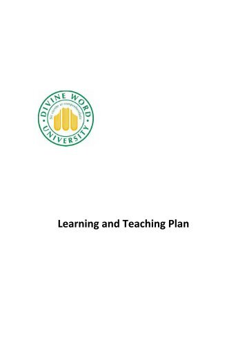 quality teaching and learning pdf