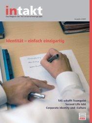 intakt - TAS Unternehmensgruppe