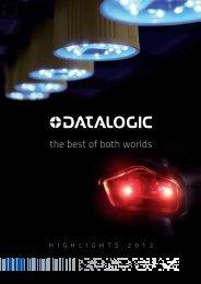 Highlights - Datalogic
