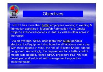 Objectives - Iploca