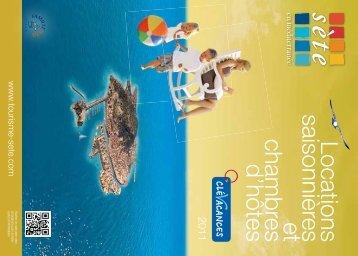 Locations saisonnièreset chambres d'hôtes - Office de tourisme de ...