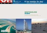 DESTINASJON DUBAI - VG