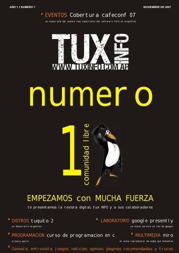 "TuxInfo ""Numero 1"" baja - Index of"