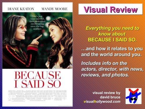 Visual Review - Visual Hollywood