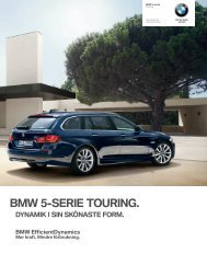 BMW -SERIE TOURING.
