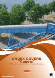 Download the documentation - Catalogue - ondex