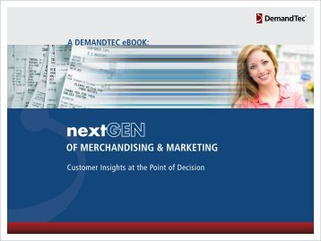 of Merchandising & Marketing - VSN Strategies