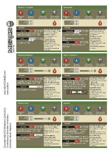 Copyright MERCS Miniatures 2008-2012 - spitl.de