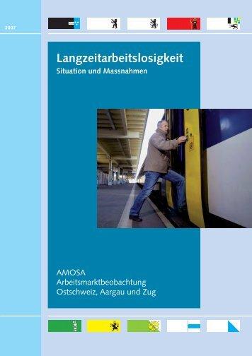 Langzeitarbeitslosigkeit – Situation und Massnahmen - SKOS