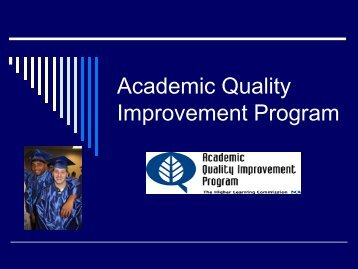 AQIP Overview - Pulaski Technical College: two year community ...