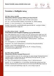 als Download - Rainer Schmidt