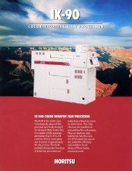 IX90 - FootPrints Equipment Inc