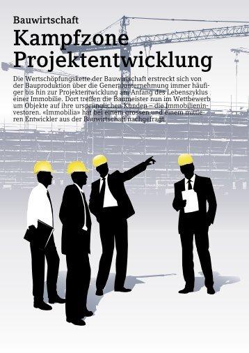 kampfzone projektentwicklung - Frutiger AG