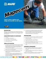Mapecem Mapecem - Mapei International