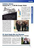 Begegnungen - Evangelische Pfarrgemeinde Leoben - Page 3