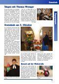 Begegnungen - Evangelische Pfarrgemeinde Leoben - Page 5