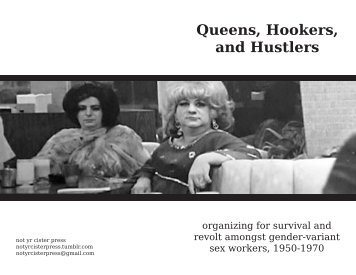 Queens, Hookers, and Hustlers - Zine Library