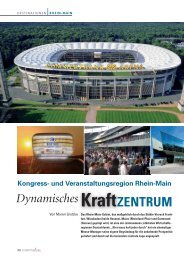 KraftZENTRUM - Convention-International