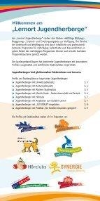 Buchungen - Deutsches Jugendherbergswerk - Seite 5