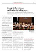 Das «unisono - Schweizer Blasmusikverband - Seite 7