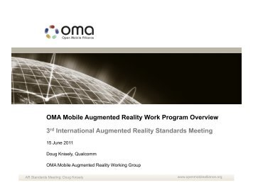 OMA Presentation to AR Standards Meeting FINAL.pptx