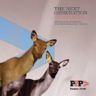 P2P Brochure.pdf - Deer Industry New Zealand
