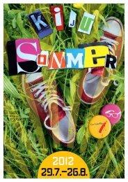 KiJu-Sommerzeit - Kinder- & Jugendreferat