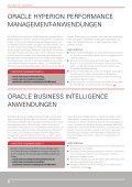 Treffen sie zielsicher die richTigen enTscheidungen! - Oracle - Seite 6
