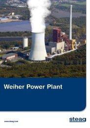 Weiher Power Plant - STEAG