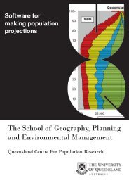 You may download our latest brochure here. - School of Geography ...