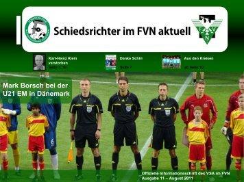 FVN aktuell August 2011