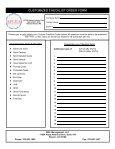 AFCEA Lead Retrieval Order Form - AFCEA Belvoir - Page 3