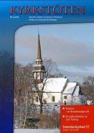 kyrkstöten 4-12klar - Svenska kyrkan Aneby