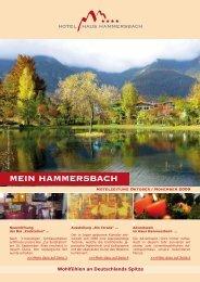 MEIN HAMMERSBACH - Hotel Haus Hammersbach