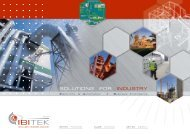 SOLUTIONS FOR INDUSTRY - Made-in-algeria.com