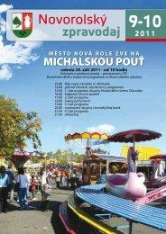 Novorolský zpravodaj 09/11 - Nová Role