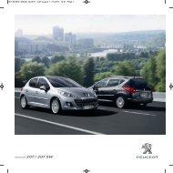 207-207SW_Master_fev2011_CAT_Layout 1.qxd - Peugeot.si