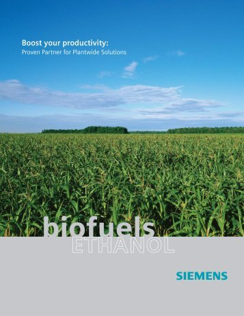 Boost your productivity: - Siemens Industry, Inc.