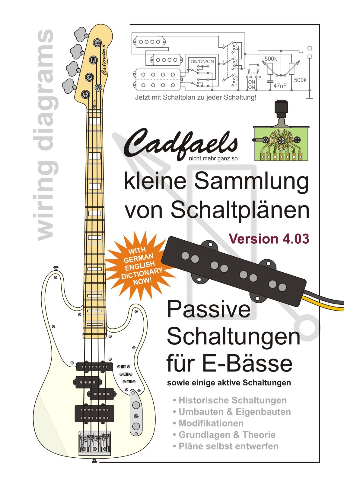 Großartig P Bassgitarre Schaltplan Bilder - Schaltplan Serie Circuit ...