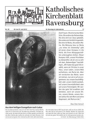 704,48 kb - Katholische Gesamtkirchengemeinde Ravensburg
