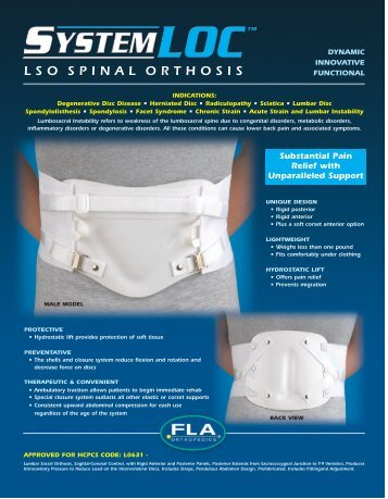 PDAC Approved L0627 - BSN medical