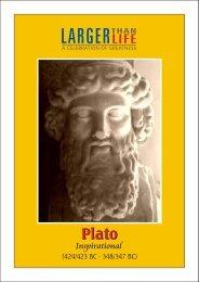 Plato Plato - The Fifth Veda Entrepreneurs
