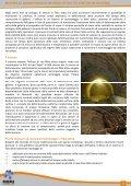 sistema in fibra o di monitoraggio ottica su centine in galleria ottica ... - Page 2