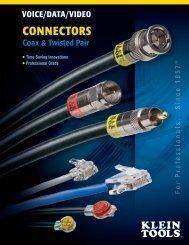 CONNECTORS - Klein Tools