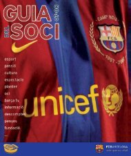 lliga - FC Barcelona